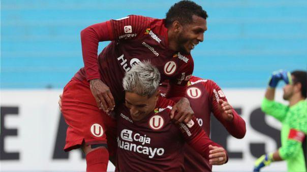 Universitario de Deportes es el líder de la Liga 1 Movistar