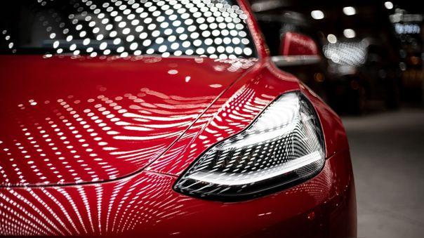 Tesla ha logrado un récord en la entrega de autos