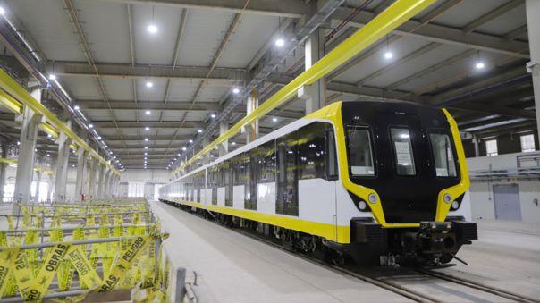 Línea 2 del Metro de Lima y Callao