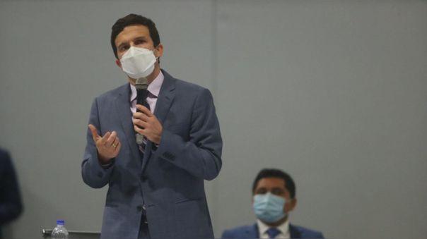 El ministro Luis Miguel Incháustegui afirmó que el empleo creció 7 % en agosto, respecto del mes anterior.