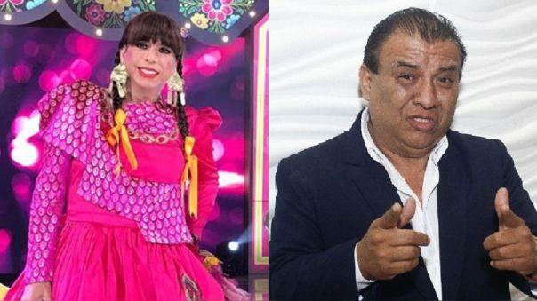 Chola Chabuca y Manolo Rojas