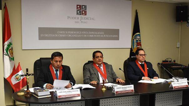 Sala Penal Anticorrupción rechazó cese de prisión preventiva de empresaria, María Isabel Carmona, implicada en caso Odebrecht