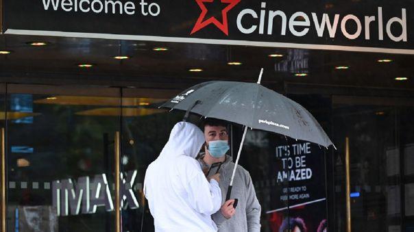 El Reino Unido superó este domingo los 500 000 casos de coronavirus, con más de 42 000 muertes.
