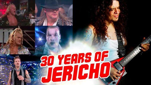 Chris Jericho ha tenido una de las carreras más prolíficas en la lucha libre moderna.