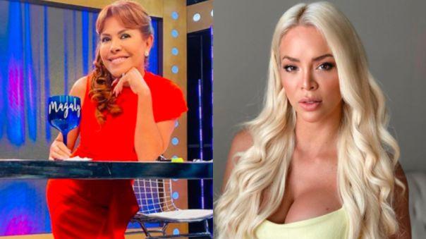 Magaly Medina versus Sheyla Rojas