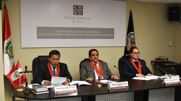Sala Penal Anticorrupción ordenó que se amplíe por 24 meses investigación preparatoria por caso