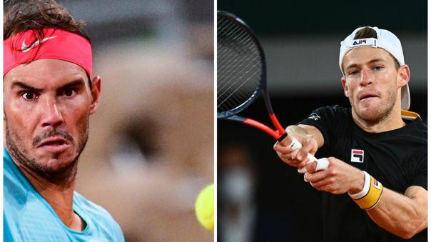 Rafael Nadal se enfrentará a Diego Schwartzman en la semifinal del Roland Garros