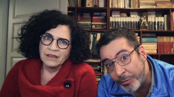 Carlos Carlín es 'Raúl' y Wendy Ramos es 'Soledad' en la nueva mini serie de Tondero.