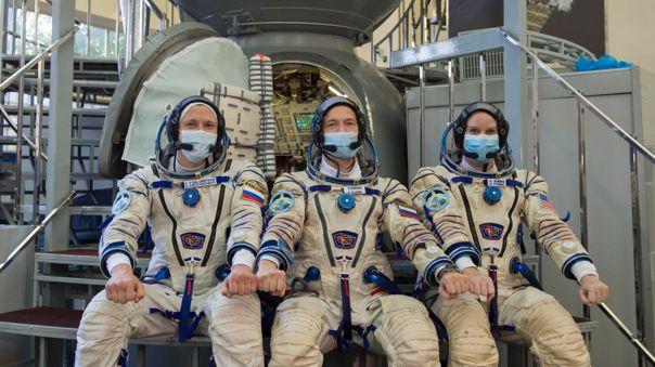 NASA y Roscosmos