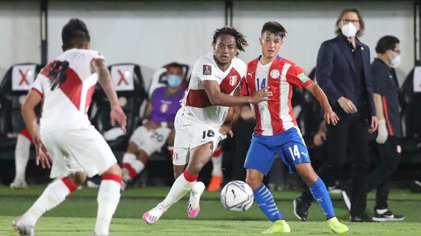 Ver Resumen Peru 2 2 Paraguay Resultado Resumen Y Goles Del Partido Por La Primera Fecha De Las Eliminatorias Qatar 2022 Rpp Noticias