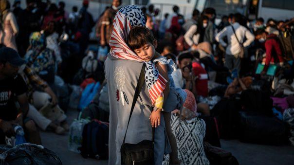 Crisis de migrantes