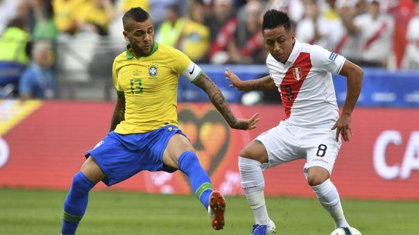 Partido entre Perú y Brasil se jugará sin público.