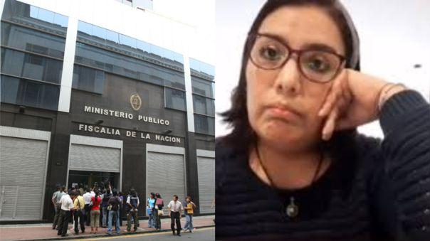 Karem Roca estuvo 7 días en detención preliminar y fue liberada la semana pasada.