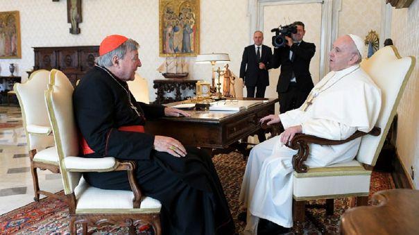 El cardenal fue condenado en 2019 a seis años de cárcel por violación y agresiones sexuales a dos monaguillos.