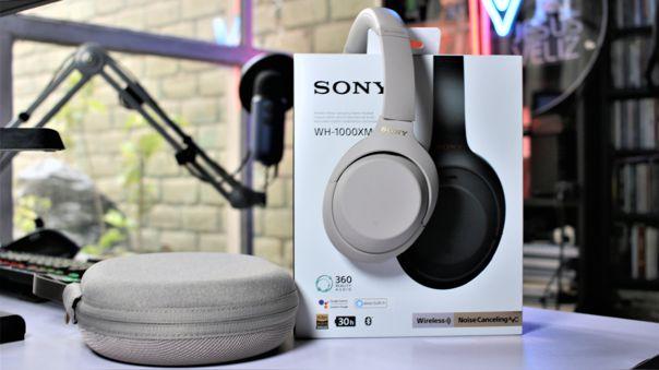 NIUSGEEK  tiene a prueba los WH-1000XM4 de Sony