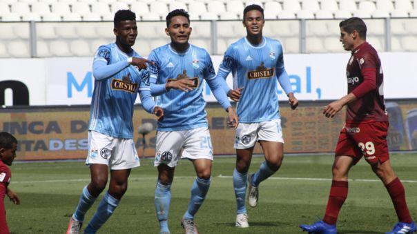 Sporting Cristal 1-0 Universitario de Deportes