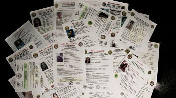 Lambayeque: Más de 100 mujeres han desaparecido durante este año