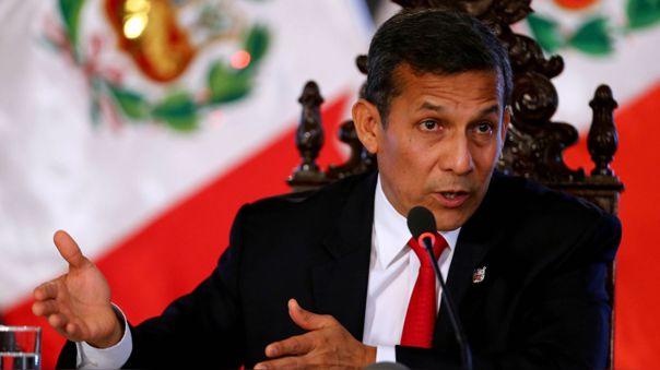 Poder Judicial rechazó dos habeas corpus presentados a favor de expresidente Ollanta Humala para apartar a juez Richard Concepción Carhuancho de proceso que se le sigue por presunto lavado de activos