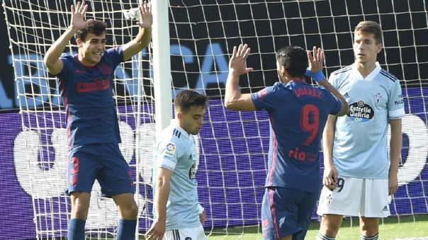 Celta de Vigo vs. Atlético de Madrid