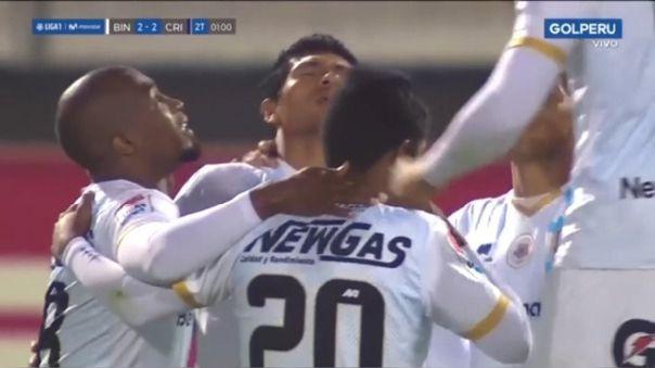 Sporting Cristal 2-2 Binacional