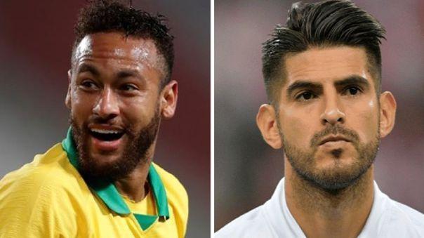 Neymar Jr. / Carlos Zambrano