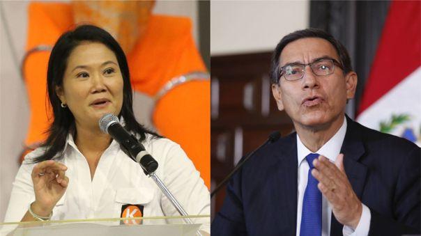 El presidente confirmó que se reunió con la lideresa de Fuerza Popular en 2015.