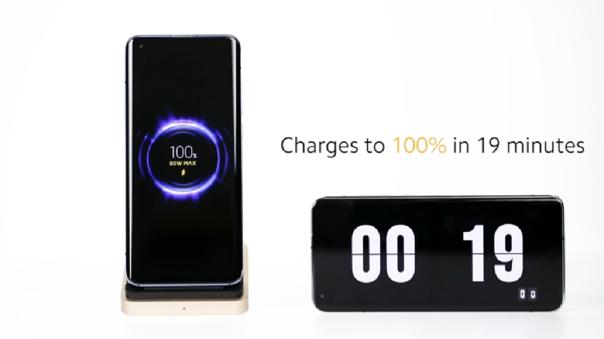 Xiaomi presenta un nuevo sistema de carga inalámbrica de 80 watts