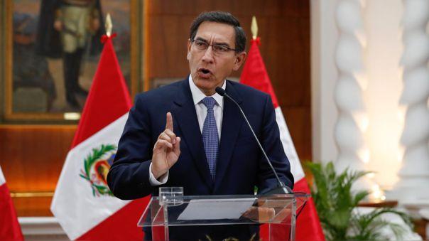 Fiscal Germán Juárez también investigará a Jefe de Estado, Martín Vizcarra, por el presunto delito de asociación ilícita para delinquir