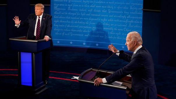 Una encuesta de alcance nacional entre posibles votantes, muestra que la ventaja de Biden sobre Trump se ha ampliado a 11 puntos porcentuales.