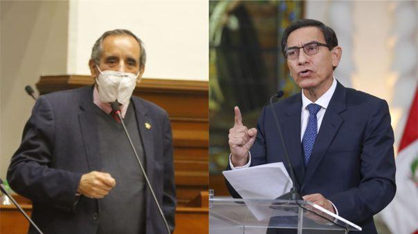 El vocero alterno de Acción Popular indicó que lo más probable es que envíen al presidente un pliego de preguntas para contestar.