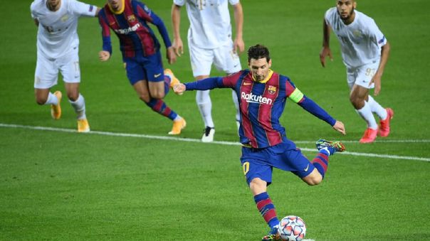Barcelona vs. Ferencvaros