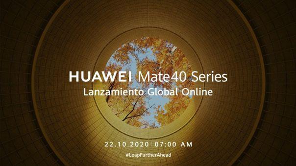 Huawei no terminará el año sin presentar un nuevo Mate.