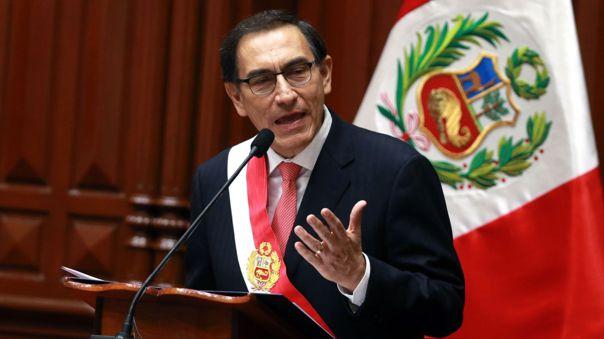 Jefe de estado, Martín Vizcarra, deberá rendir el 3 de noviembre su declaración ante el fiscal Germán Juárez Atoche