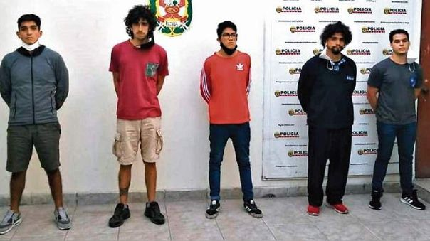 Ministerio Público solicitó 9 meses de prisión preventiva en contra de 5 hombres acusados de violar a una joven en una fiesta.