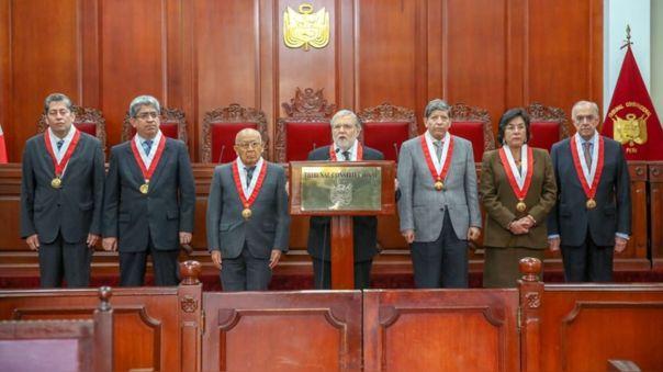 El presidente de la Comisión Especial criticó a algunos miembros actuales del Tribunal, en especial a la presidenta Marianella Ledesma.