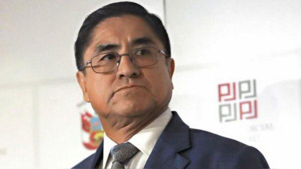 Ex juez supremo César Hinostroza apeló resolución judicial que ordena el levantamiento del secreto de sus comunicaciones