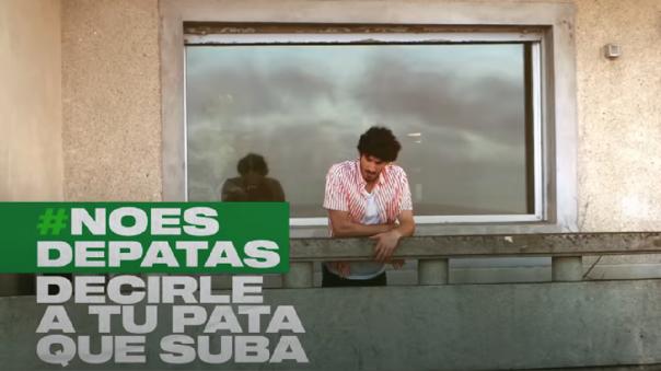 #EsdePatas: La campaña de Pilsen Callao para hacer reflexionar a los jóvenes en la pandemia