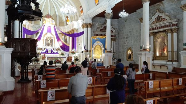 Iglesía de Arequipa