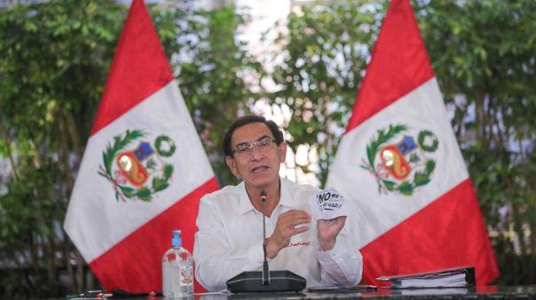 Bancadas presentaron una segunda moción de vacancia.