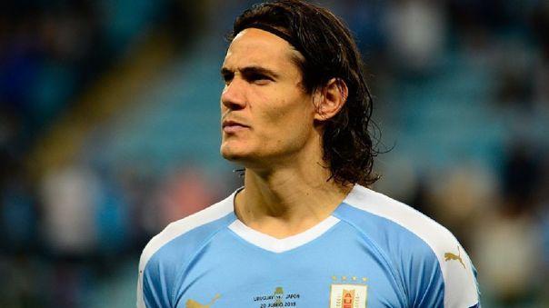 Edinson Cavani fue convocado a la Selección de Uruguay