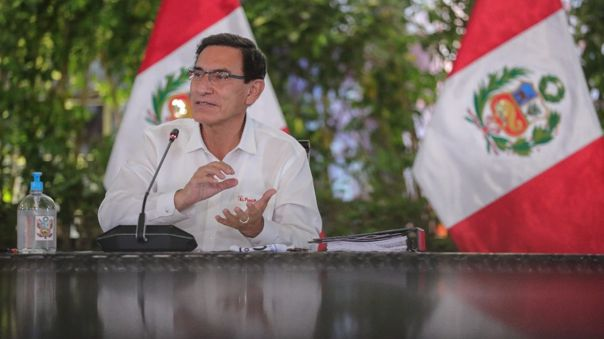 Presidente Vizcarra participó en la supervisión del avance de la obra del Hospital Regional de Huancavelica.