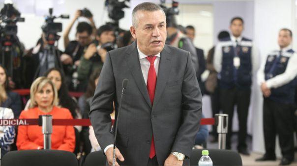 Poder Judicial iniciará el 26 de noviembre el nuevo juicio oral a Daniel Urresti por la muerte del reportero gráfico, Hugo Bustios