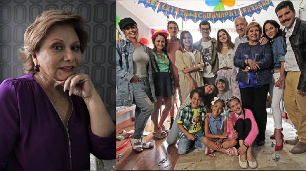 Camucha Negrete gana premio a Mejor actriz