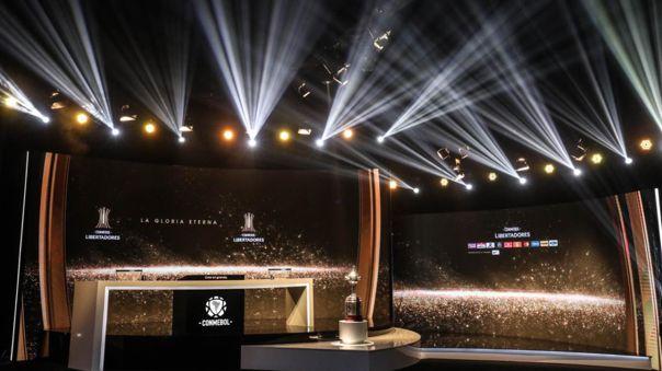 Sorteo Octavos de final Copa Libertadores 2020