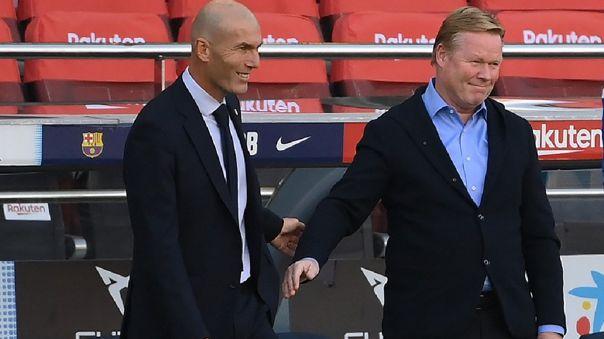 Real Madrid derrotó 1-3 a Barcelona en el Camp Nou