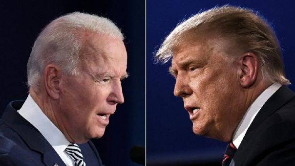 Un 49% dice que escogerá a Biden frente a un 47% que se inclina por Trump.