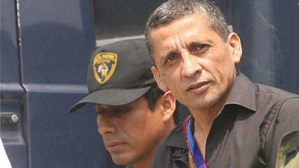 Antauro Humala fue recluido en establecimiento penitenciario Ancón Uno por razones de seguridad