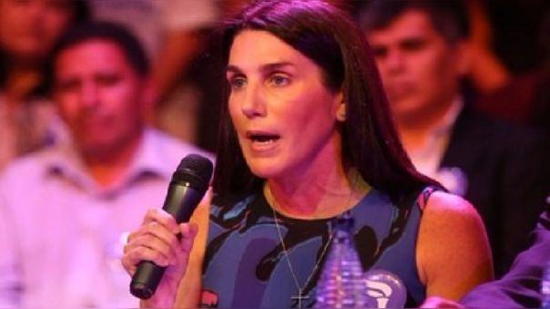 Carolina Lizárraga actualmente es congresista por el mismo partido.