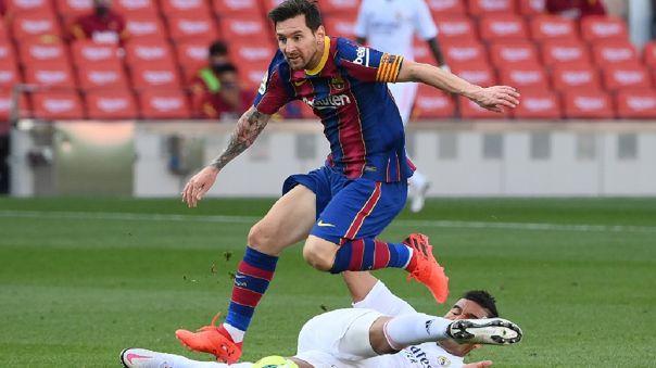 Barcelona goleó a Ferencváros en su debut en la Champions League