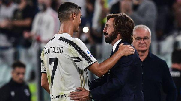 Cristiano aguarda por debutar en la Champions League 2020-21